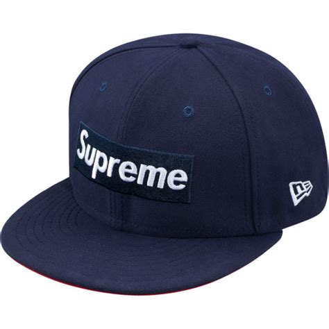 supreme new era supreme x tex x new era box logo 59fifty fitted