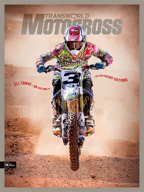 Magazine Archive Transworld Motocross
