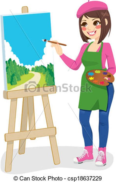 artists clipart artists clipart