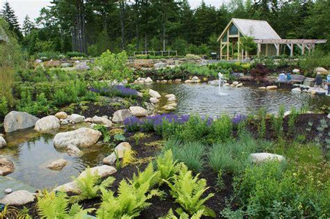 Coastal Maine Botanical Gardens Boothbay Botanical Gardens Maine