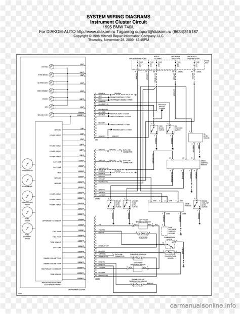 Bmw 745li Fuse Diagram