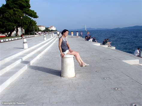 croatia sea organ zadar pictures posters news and videos on your pursuit