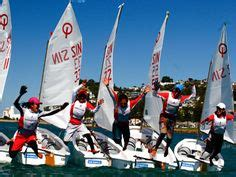 sailing boat singapore 24 best optimist sailing dinghy teams images sailing