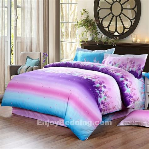 girls bed set cute teenage full size bedding for girls enjoybedding