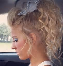 so i would to do my hair like this next year