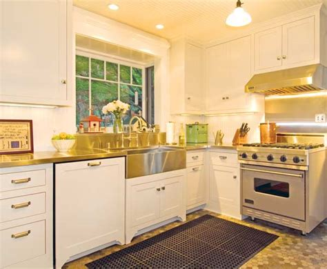 Cost Of Kitchen Cabinets Per Linear Foot by Kitchen Renovation Costs Planning A Budget Old House