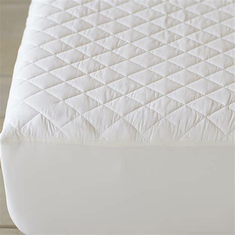 Organic Cotton Mattress Pad by 100 Organic Cotton Mattress Pads