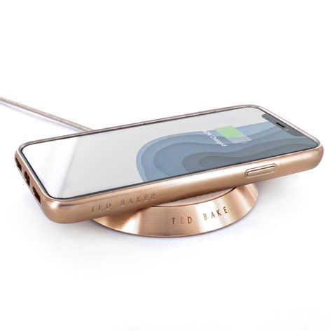premium charger  ted baker qi desk charger jamilo