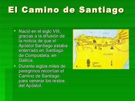 el camino de santiago 8424651812 la edad media
