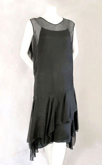 1920s Fashion At Vintage Textile by Flapper On Flappers 1920s And