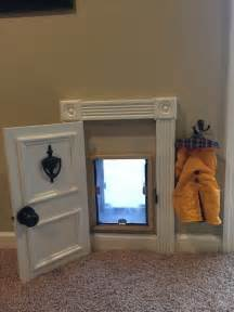 Door For Dog Best 25 Pet Door Ideas On Pinterest Dog Rooms Pet