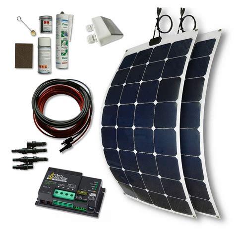 Solaranlage Auto by Solaranlage Wohnmobil Komplettset F 252 R Wohnmobil Wohnwagen
