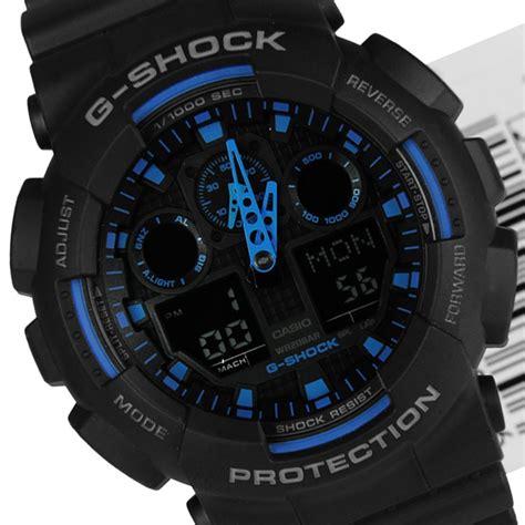 Jam G Shock 362 casio g shock velocity indicator ga 100 1a1dr ga 100