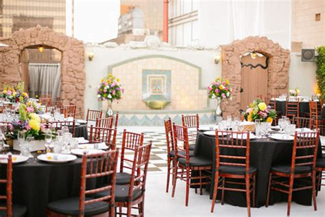 wedding receptions in downtown los angeles modern downtown los angeles wedding reception wedding ideas 100 layer cake
