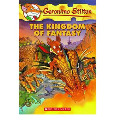 kingdom of books kingdom of the geronimo stilton series by