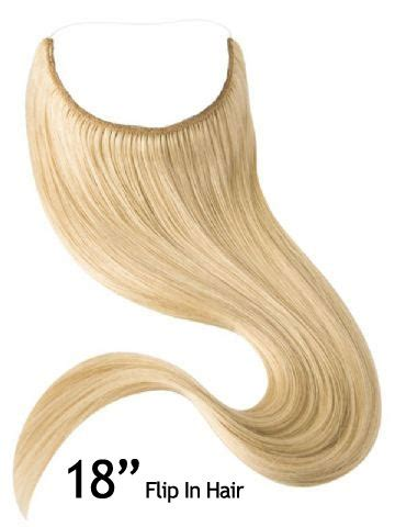 flip in hair flip in hair extensions by she beyond the beauty the new