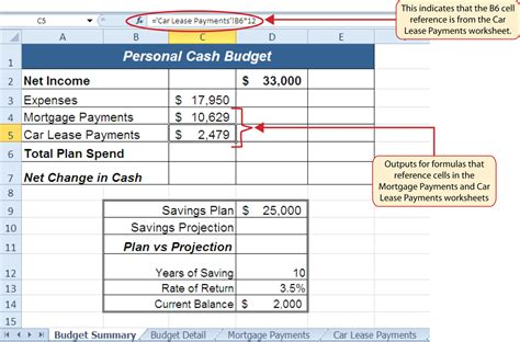 Excel Spreadsheet Calculations by Equipment Lease Calculator Excel Spreadsheet