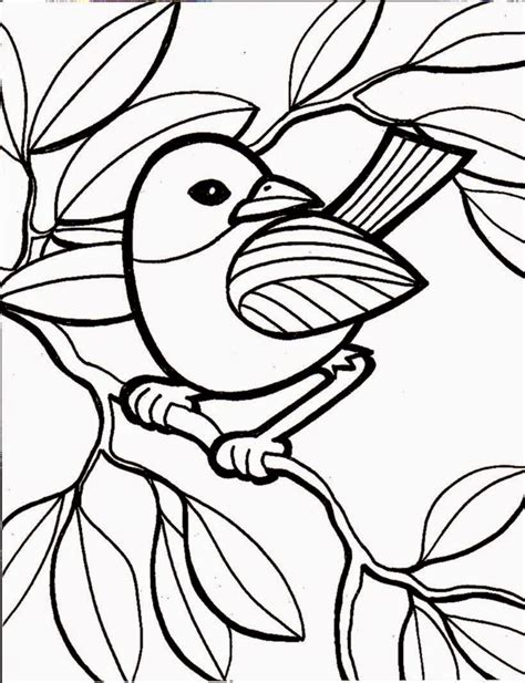 Fun Coloring Pages For Kids Free Coloring Sheet Free Colouring