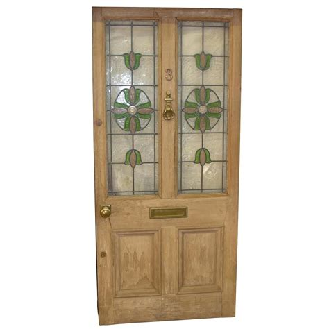 Stained Glass Door For Sale Delightful Leaded Glass Door Door Stained Glass Stained Glass Doors For Sale On Leaded Glass