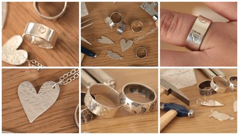 make jewelry at home the silver jewellery workshop jewellery school