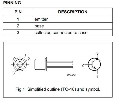 transistor bjt 2n2222 datasheet transistor 2n2222 2n2222a 2n2907 datasheet and application notes