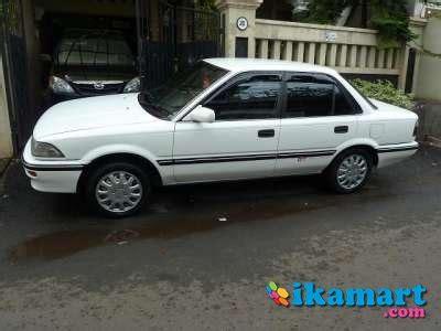 Accu Mobil Corolla jual toyota corolla twincam gt 91 orisinil mobil