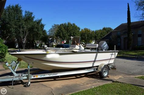 2008 used cape craft 19 bay boat for sale 17 500 - Bay Boats Houston Texas