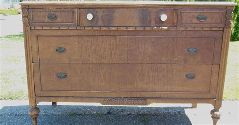 White Dresser With Wood Top by A Wood Dresser With A White Top Hometalk