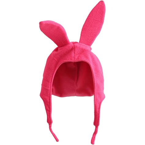 Rabbit Ear Hat bob s burgers louise rabbit ear hat