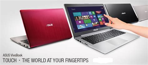 Laptop Asus Vivobook Touch S200e Ct284h asus s200e ct283h ct284h windows 8 touch silver jakartanotebook