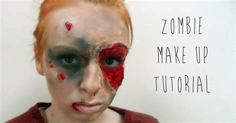 zombie yourself tutorial zombify yourself tutorial bing images