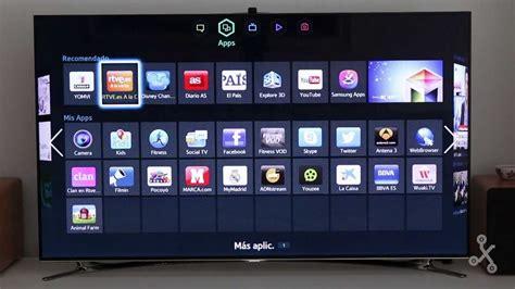 Tv Samsung F8000 an 225 lisis samsung smart tv f8000 serie 8