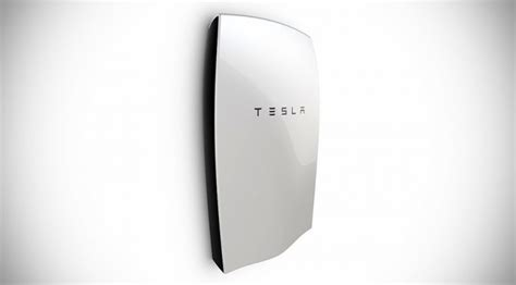 Tesla Battery Backup Tesla Powerwall Home Battery Is A Solar Panel Friendly