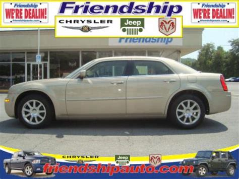 2008 chrysler 300 touring signature series used 2008 chrysler 300 touring signature series for sale