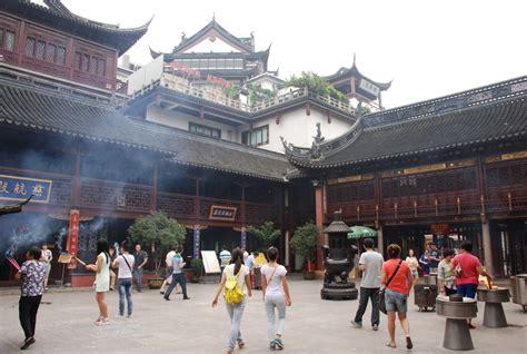 schöne pavillons shanghai die touristenecken imago2012