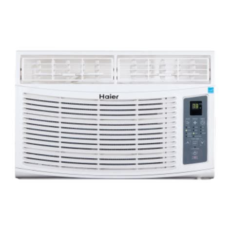 room air conditioners haier esa408n 8 000 btu energy room air conditioner