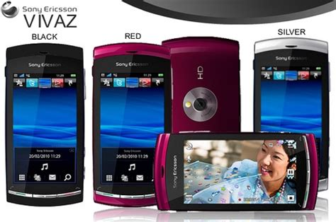 Hp Sony U5i Vivaz sony ericsson vivaz u5i or kurara in malaysia price specs review technave