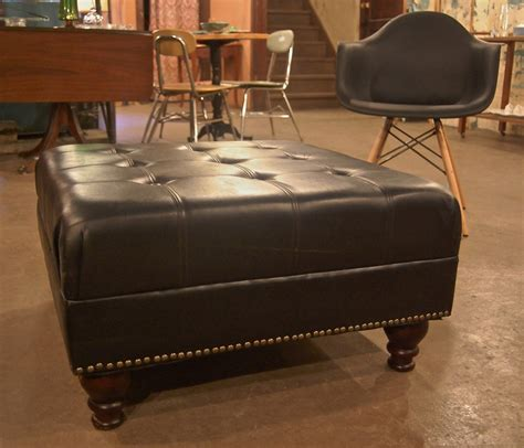 target leather ottoman leather ottoman coffee table target loccie better homes