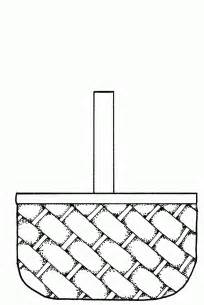 woven basket template picnic basket coloring pages coloring home