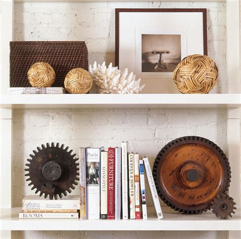 Other Words For Shelf by How To Style Bookshelves The Budget Decorator