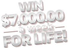 Spectrum2 Pch Com - win 10 000 00 a week for life enter this pch sweepstakes for free winning on nov