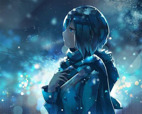 anime girl sad wallpaper  shayenx    zedge
