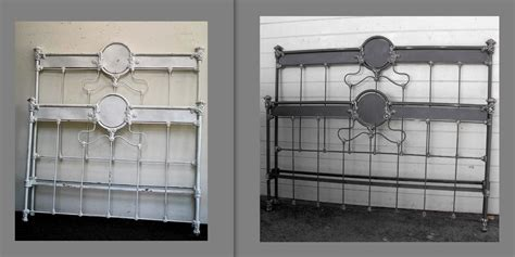 bed to king conversion iron bed deco king conversion cathouse beds