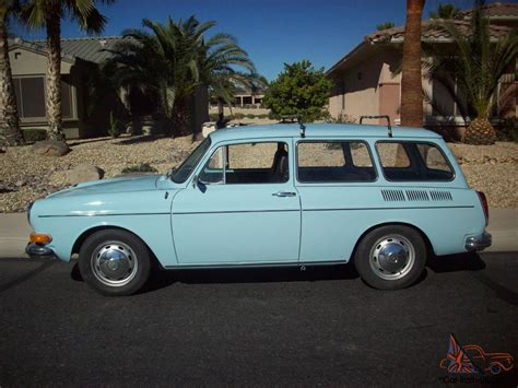 volkswagen squareback 1972 vw squareback with fuel injection and factory sunroof