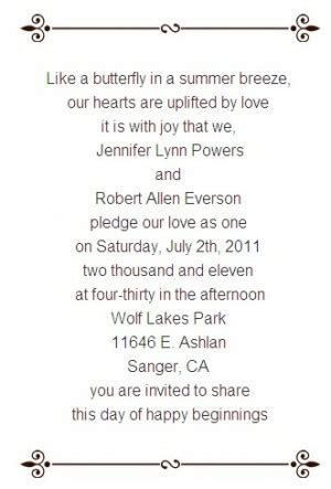 unique wedding invitation wording hosting cool wedding poems and quotes quotesgram