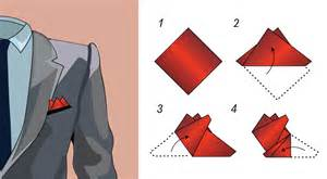 how to fold a handkerchief bows n ties com