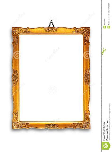 hanging a frame hanging frame stock image image 5529801