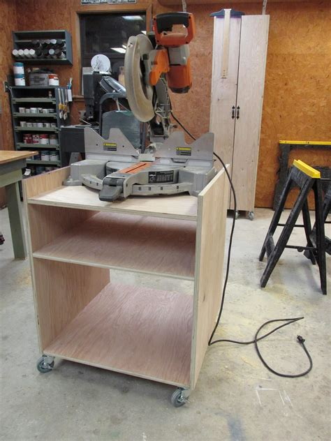 build miter saw bench build a folding miter saw stand wilker do s