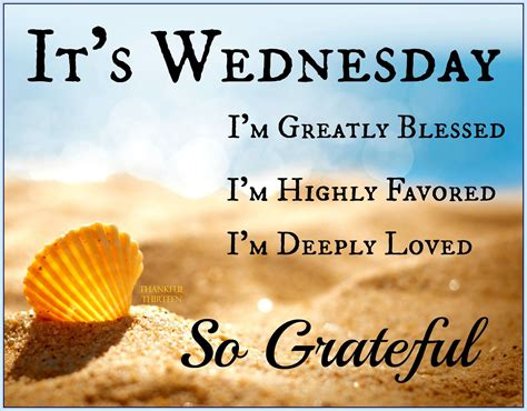 wednesday quotes it s wednesday i m grateful pictures photos and images