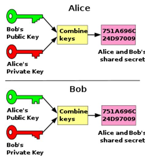 public key encryption alice and bob wikipedia